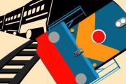 ময়মনসিংহে ট্রেন লাইনচ্যুত, ঢাকার সঙ্গে যোগাযোগ বন্ধ