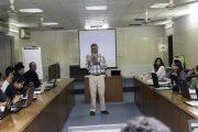 কমিউনিটি রেডিওর অডিও-ভিডিও তথ্যভান্ডার ব্যবহার বিষয়ক কর্মশালা অনুষ্ঠিত