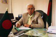 সাবেক হাইকমিশনার সৈয়দ মোয়াজ্জেম আলীর মৃত্যুতে পররাষ্ট্রমন্ত্রীর শোক