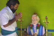 তামিলনাড়ু কৃষকের মোদির মন্দির