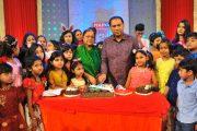 ২২ বছরে পদার্পণ করলো এটিএন বাংলার শিশুতোষ ম্যাগাজিন 'শাপলা শালুক'