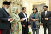 বঙ্গবন্ধু মেমোরিয়াল ট্রাস্টকে অনুদান প্রদান করলো ব্র্যাক ব্যাংক