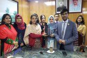 ডিজিটাল বাংলাদেশ পুরস্কার পেল সমাজসেবা অধিদফতর