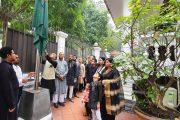 ভিয়েতনাম মিশনে মহান শহীদ দিবস ও আন্তর্জাতিক মাতৃভাষা দিবস উদযাপন