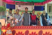 মাগুরায় সবুজ আন্দোলন'র উদ্যোগে বৃক্ষরোপন ও শিক্ষা বৃত্তি প্রদান
