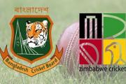 সন্ধ্যায় বাংলাদেশ-জিম্বাবুয়ে প্রথম টি২০