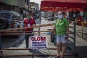 ফিলিপাইনে ৬৭০ এরও বেশি স্বাস্থ্যকর্মীকে কোয়ারেন্টাইনে রাখা হয়েছে