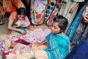 নান্দাইলে মায়ের সামনে পিকআপ চাপায় শিশু মেয়ের মৃত্যু
