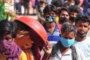 ভারতে ২৪ ঘণ্টায় আক্রান্ত ৫ হাজারের বেশি