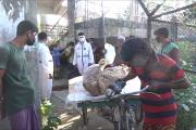 মুন্সীগঞ্জের মুক্তাপুর সেতু থেকে পড়ে নারীর মৃত্যু