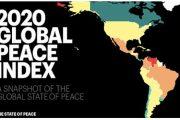 বিশ্ব শান্তি সূচকে ৪ ধাপ এগিয়েছে বাংলাদেশ