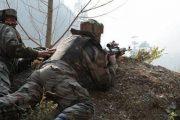 পাকিস্তানি বাহিনীর গুলিতে ভারতীয় সেনা নিহত