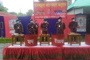 কুমিল্লায় ৭ কোটি টাকার মাদকদ্রব্য ধ্বংস করলো বিজিবি