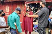 স্বাস্থবিধি নিশ্চিতে চট্টগ্রামে অভিযানে ৩৩ মামলা