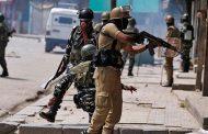 কাশ্মীরে ভারতীয় বাহিনীর গুলিতে নিহত ৭ জন