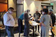 স্বাস্থ্যবিধি ভঙ্গসহ নানা অভিযোগে ৩ লক্ষাধিক টাকা জরিমানা
