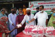 'লকডাউনে' প্রতিদিন ৬০০ জনকে এক বেলার খাবার দিচ্ছেন এমপি আব্দুল আজিজ