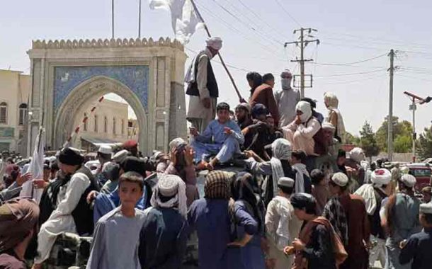 তালেবানের হাতে আফগানিস্তান